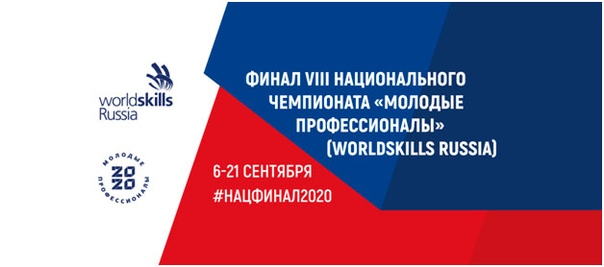 Финал VIIIНационального чемпионата «Молодые профессионалы» WorldSkills Russia
